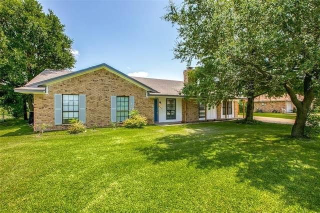 409 Green Acres Drive, Palmer, TX 75152 (MLS #14560202) :: The Mauelshagen Group