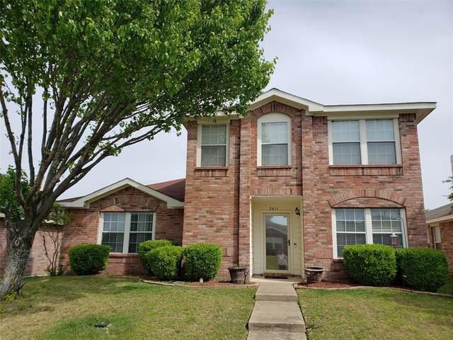 2431 Mallory Lane, Lancaster, TX 75134 (MLS #14560223) :: VIVO Realty