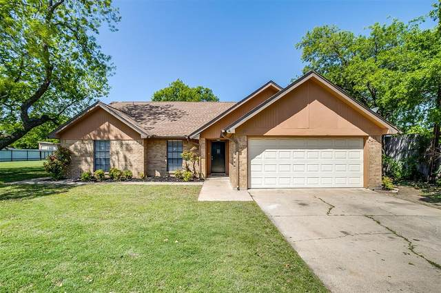 4745 Oarlock Drive, Fort Worth, TX 76135 (MLS #14560233) :: The Rhodes Team