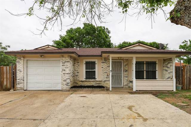9420 Kerrville Street, Dallas, TX 75227 (MLS #14560246) :: All Cities USA Realty