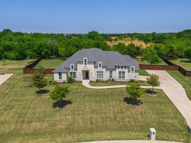 6451 Still Waters Court, Midlothian, TX 76065 (MLS #14560283) :: The Chad Smith Team
