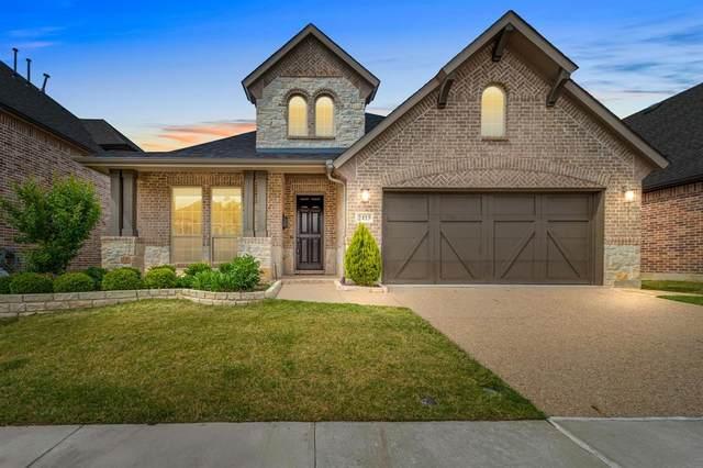 2413 Hunters Boulevard, Lewisville, TX 75056 (MLS #14560297) :: VIVO Realty