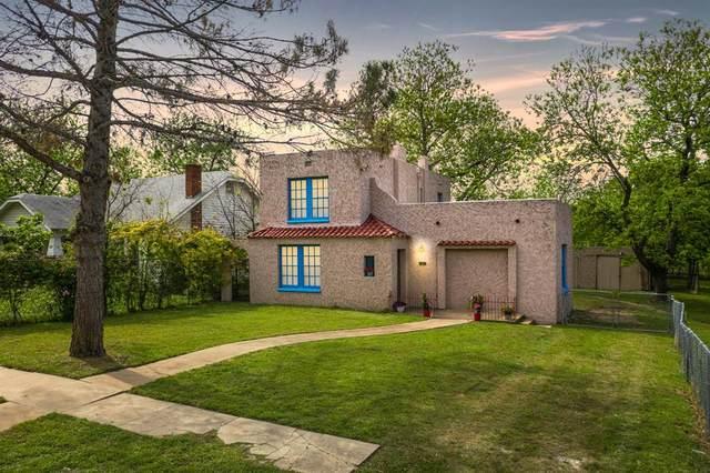 2419 Proctor Avenue, Waco, TX 76708 (MLS #14560334) :: DFW Select Realty