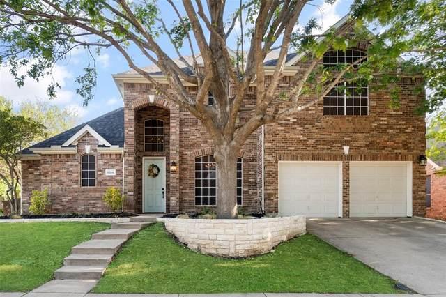 5316 Sandstone Lane, Mckinney, TX 75072 (MLS #14560338) :: Team Hodnett