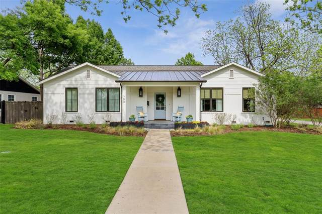 560 Northlake Drive, Dallas, TX 75218 (MLS #14560341) :: Wood Real Estate Group