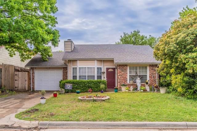 4644 Waterway Drive N, Fort Worth, TX 76137 (MLS #14560357) :: Wood Real Estate Group