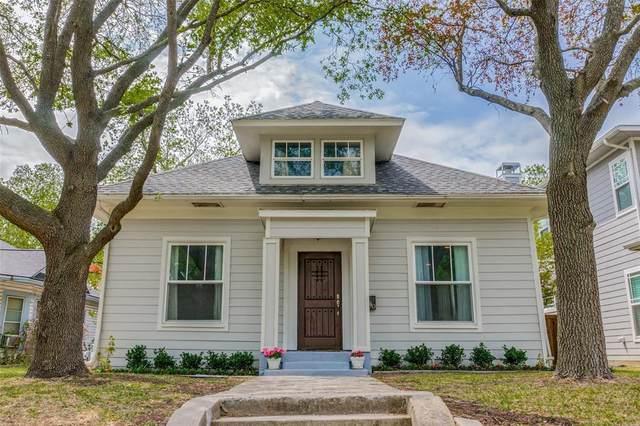 5440 Willis Avenue, Dallas, TX 75206 (MLS #14560373) :: Wood Real Estate Group