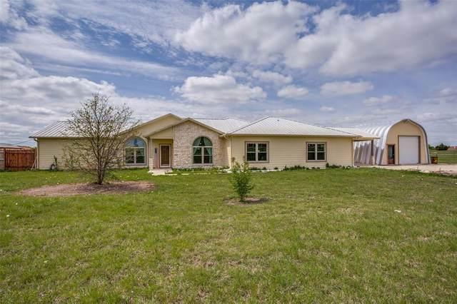 5464 High Mesa Drive, Justin, TX 76247 (MLS #14560378) :: Justin Bassett Realty