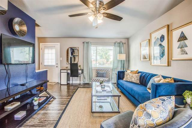 4039 Cole Avenue #106, Dallas, TX 75204 (MLS #14560382) :: All Cities USA Realty