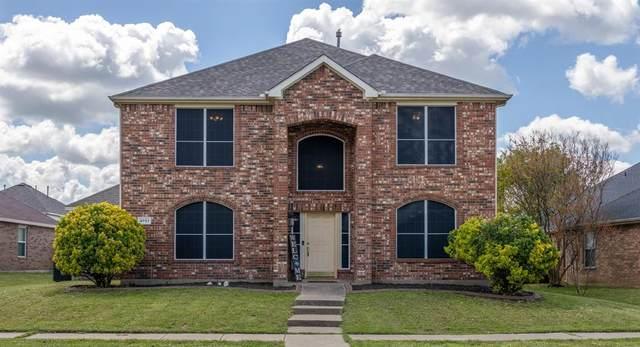 4701 Basil Drive, Mckinney, TX 75070 (MLS #14560390) :: The Rhodes Team