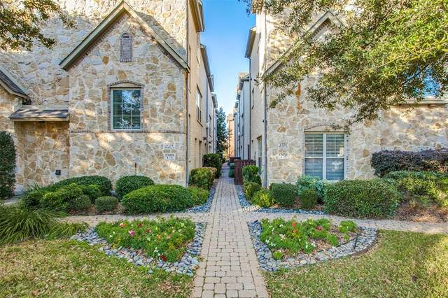 4524 Emerson Avenue #2, University Park, TX 75205 (MLS #14560420) :: Maegan Brest | Keller Williams Realty