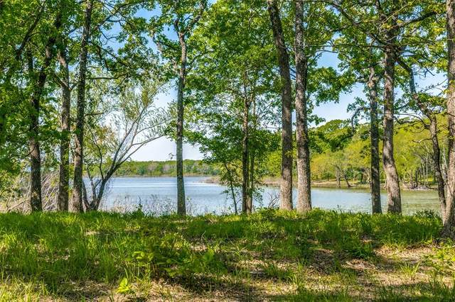 Lot 46 Nautical Drive, Quinlan, TX 75474 (MLS #14560429) :: Real Estate By Design