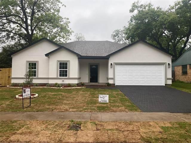 1714 Sesco Street, Arlington, TX 76013 (MLS #14560431) :: Wood Real Estate Group