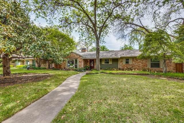 9812 Ravensway Drive, Dallas, TX 75238 (MLS #14560440) :: Team Hodnett