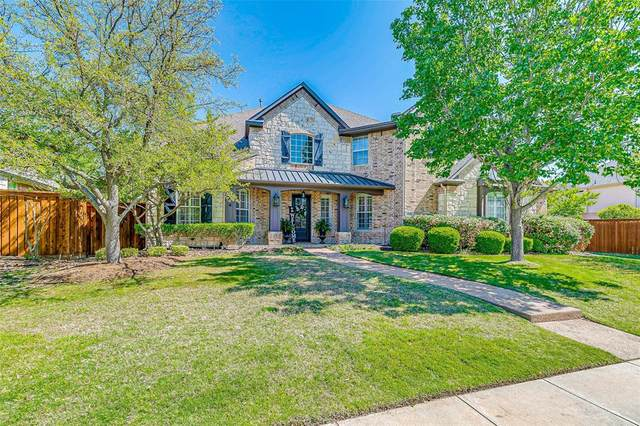 2122 Spindletop Trail, Frisco, TX 75033 (MLS #14560454) :: Wood Real Estate Group