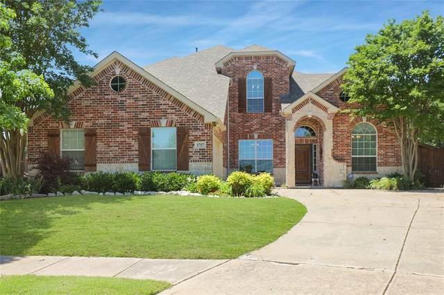 1717 Buckthorne Drive, Allen, TX 75002 (MLS #14560463) :: Wood Real Estate Group