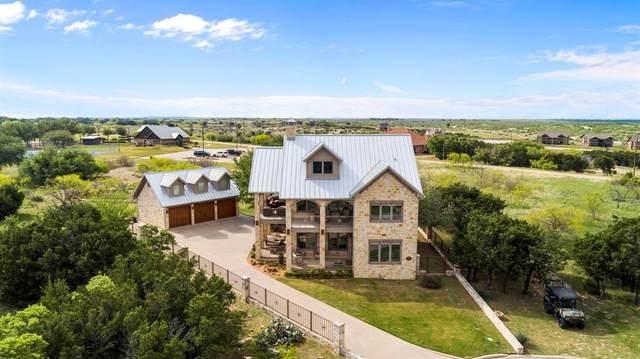 60 Green Briar Court, Graford, TX 76449 (MLS #14560466) :: Team Tiller