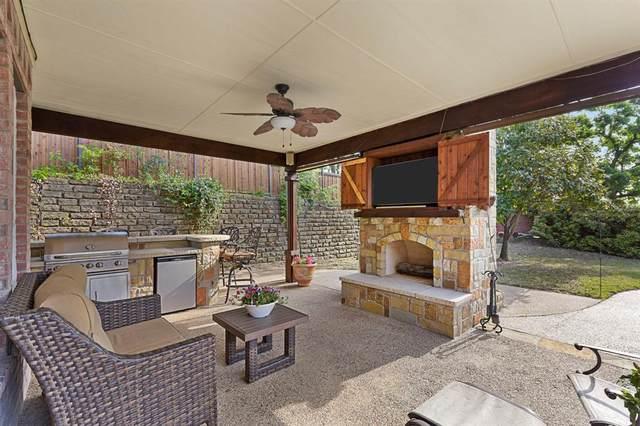3120 Southwood Drive, Highland Village, TX 75077 (MLS #14560479) :: The Rhodes Team