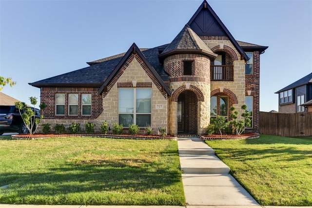 717 Staghorn Street, Midlothian, TX 76065 (MLS #14560483) :: The Kimberly Davis Group