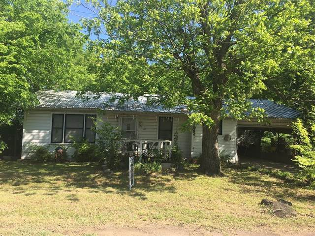 107 4th Street, Kerens, TX 75144 (MLS #14560550) :: The Chad Smith Team