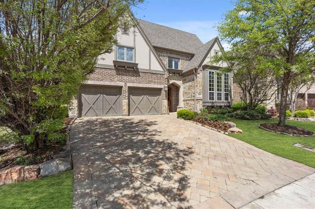 637 Clearwater Drive, Irving, TX 75039 (MLS #14560555) :: VIVO Realty