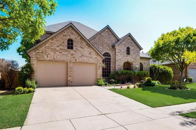2808 Pioneer Drive, Melissa, TX 75454 (MLS #14560558) :: Real Estate By Design