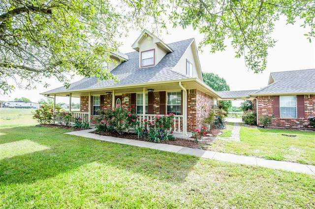 929 Boren Drive, Waxahachie, TX 75165 (MLS #14560583) :: Wood Real Estate Group