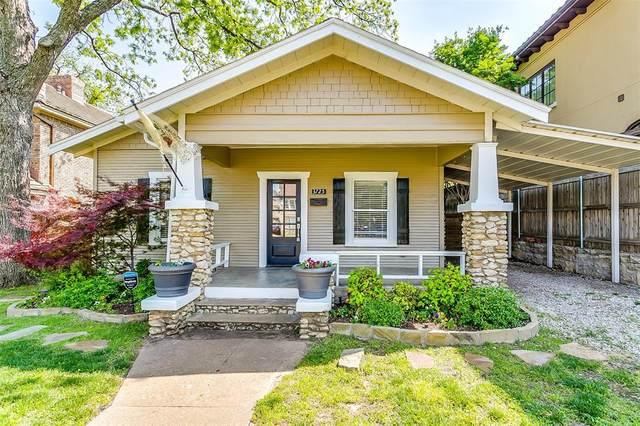 3725 W 6th Street, Fort Worth, TX 76107 (MLS #14560588) :: The Mauelshagen Group
