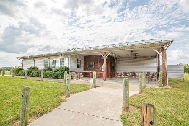 2325 Farm Road 69 N, Sulphur Springs, TX 75482 (MLS #14560589) :: The Kimberly Davis Group