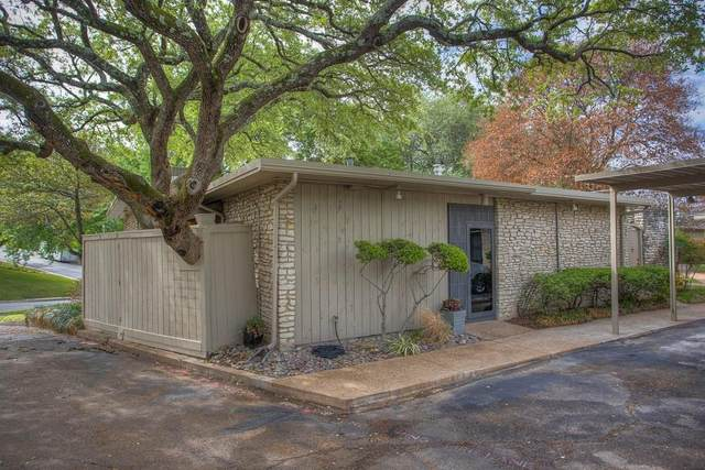 4500 Westridge Avenue #23, Fort Worth, TX 76116 (MLS #14560605) :: The Mauelshagen Group