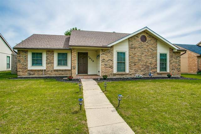 5629 Turner Street, The Colony, TX 75056 (MLS #14560606) :: Wood Real Estate Group