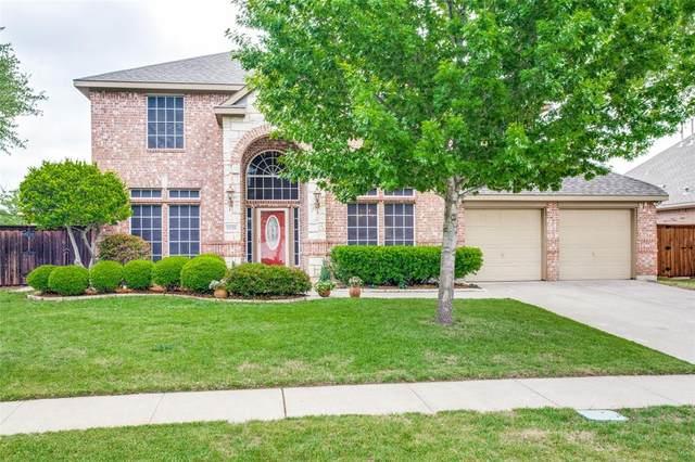 11520 Eaglebend Lane, Frisco, TX 75035 (MLS #14560607) :: Wood Real Estate Group