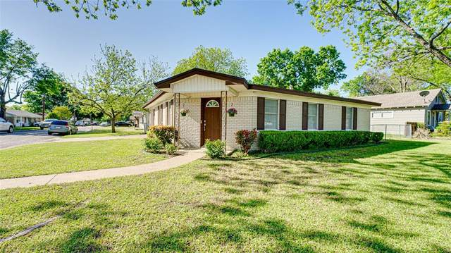 1201 Winkler Street, Ennis, TX 75119 (MLS #14560622) :: The Chad Smith Team