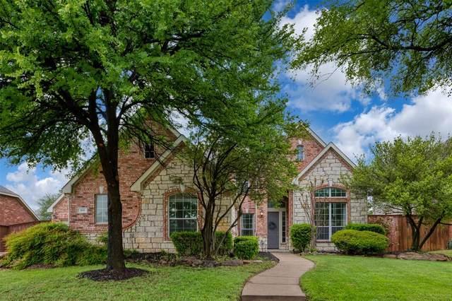 991 Bridgeport Lane, Prosper, TX 75078 (MLS #14560632) :: Jones-Papadopoulos & Co