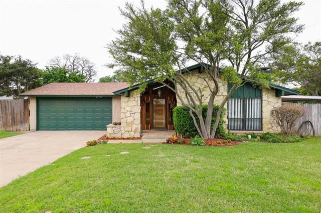 2525 Dunbar Street, Irving, TX 75062 (MLS #14560637) :: The Kimberly Davis Group