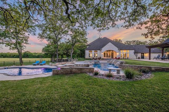 1800 Shady Grove Road, Weatherford, TX 76088 (MLS #14560642) :: The Kimberly Davis Group