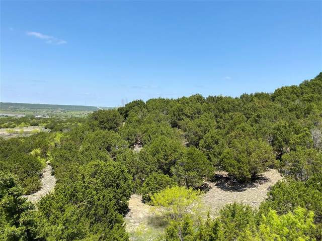 Lot 151 Canyon Wren South, Possum Kingdom Lake, TX 76449 (MLS #14560665) :: The Rhodes Team