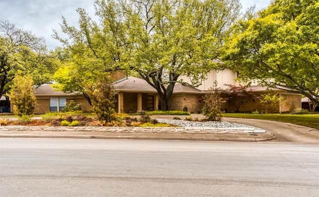 7140 Gracefield Lane, Dallas, TX 75248 (MLS #14560678) :: The Chad Smith Team