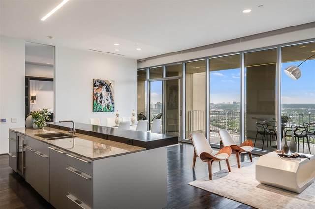 1717 One Arts Plaza #2306, Dallas, TX 75201 (MLS #14560680) :: Front Real Estate Co.