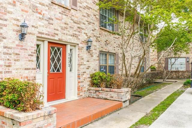 5032 Matilda Street #218, Dallas, TX 75206 (MLS #14560717) :: Justin Bassett Realty