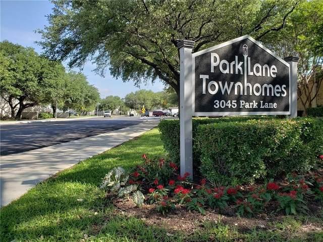 3045 Park Lane #1037, Dallas, TX 75220 (MLS #14560723) :: The Rhodes Team