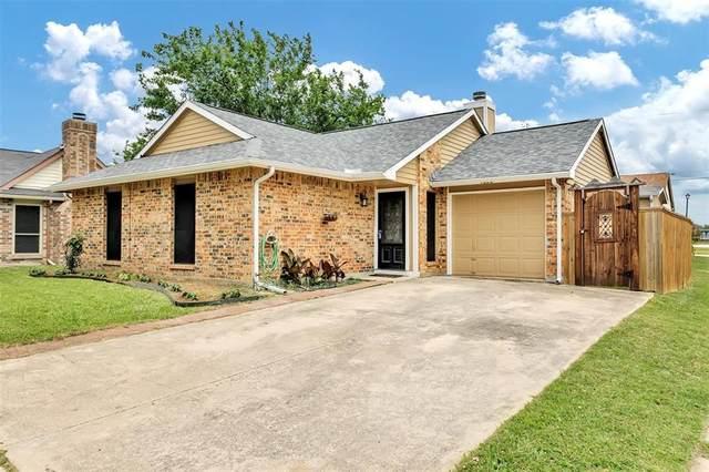 4622 Larner Street, The Colony, TX 75056 (MLS #14560794) :: Team Hodnett