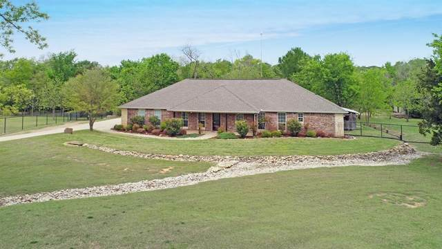292 Sandy Creek Trail, Weatherford, TX 76085 (MLS #14560814) :: The Mitchell Group