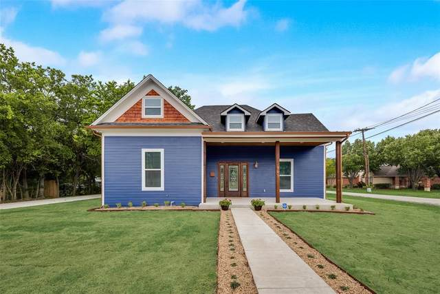 303 Walker Street, Mesquite, TX 75149 (MLS #14560829) :: Wood Real Estate Group