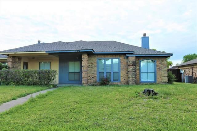 2207 Ember Lee Drive, Garland, TX 75040 (MLS #14560854) :: VIVO Realty