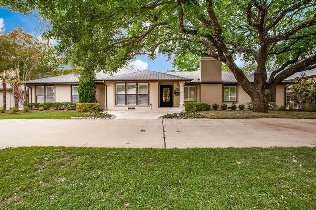 11407 Crest Brook Drive, Dallas, TX 75230 (MLS #14560861) :: The Mauelshagen Group