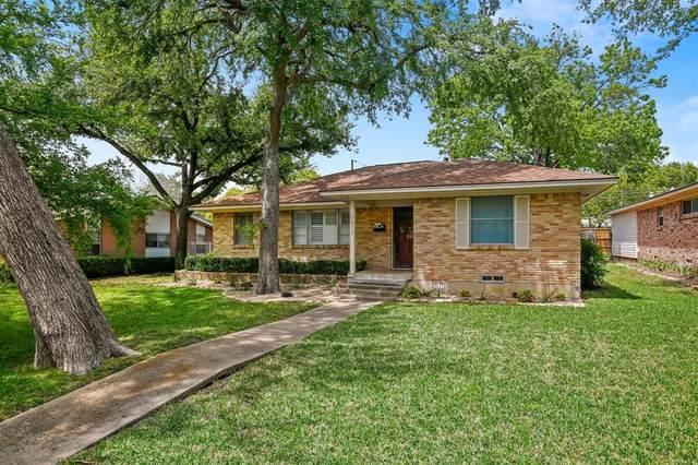 5611 Meadowick Lane, Dallas, TX 75227 (MLS #14560863) :: The Kimberly Davis Group