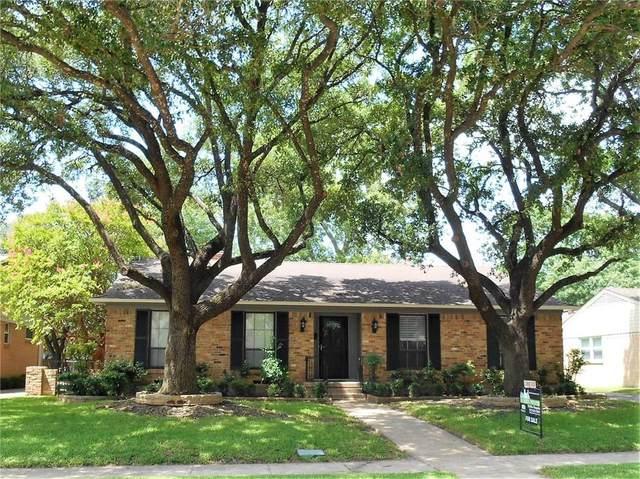 612 Parkview Lane, Richardson, TX 75080 (MLS #14560864) :: 1st Choice Realty