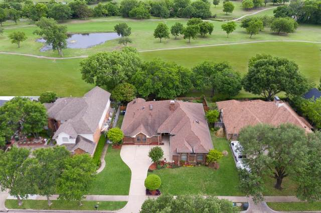 2313 Fulton Drive, Garland, TX 75044 (#14560878) :: Homes By Lainie Real Estate Group