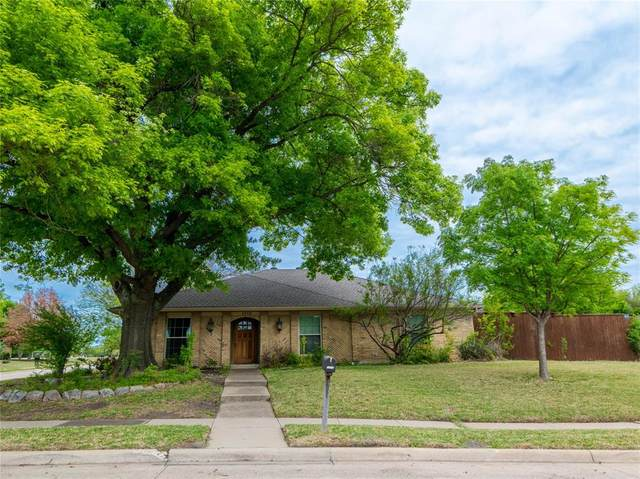 1712 Louisville Drive, Plano, TX 75093 (MLS #14560885) :: Wood Real Estate Group